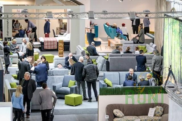 Виставка меблів MEBLE POLSKA 2018
