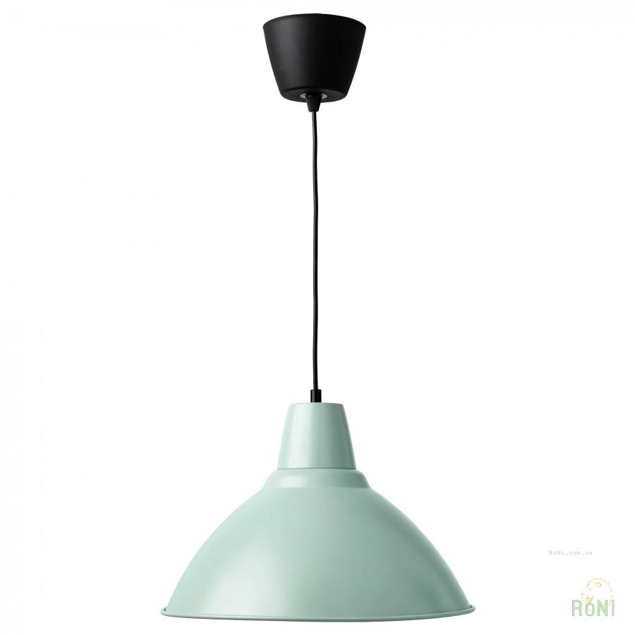 подвесной светильник зеленый Foto Ikea 40361392 цена купить в