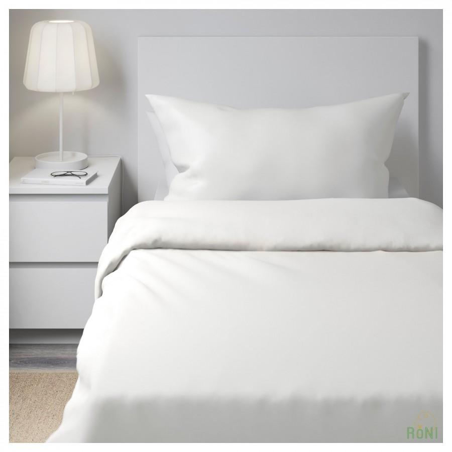 Комплект постільної білизни FÄRGMÅRA 203.894.91 білий 150 200 50 60 IKEA d23abf6f63047