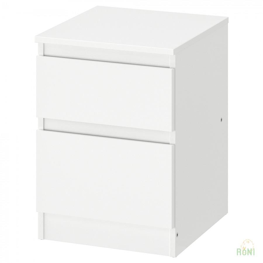 комод Kullen Ikea белый 80309241 цена купить в интернет магазине